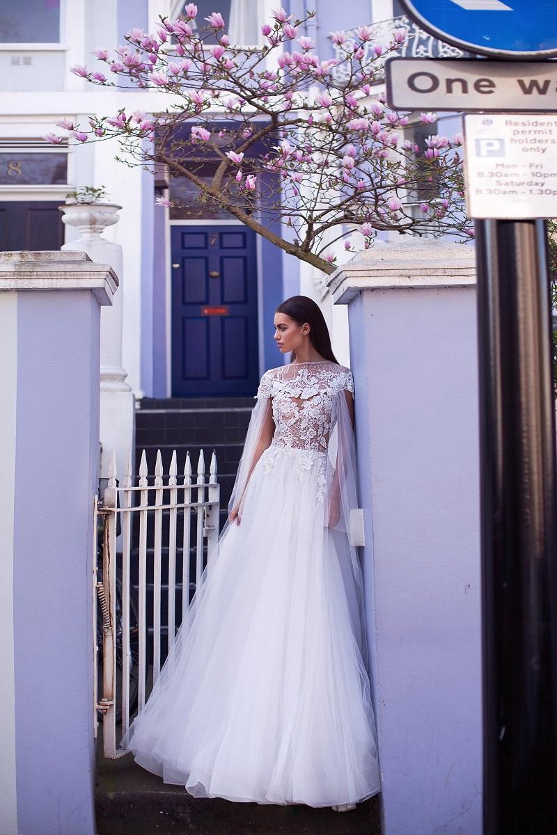 Rochii de mireasa Milla Nova - model ELLE