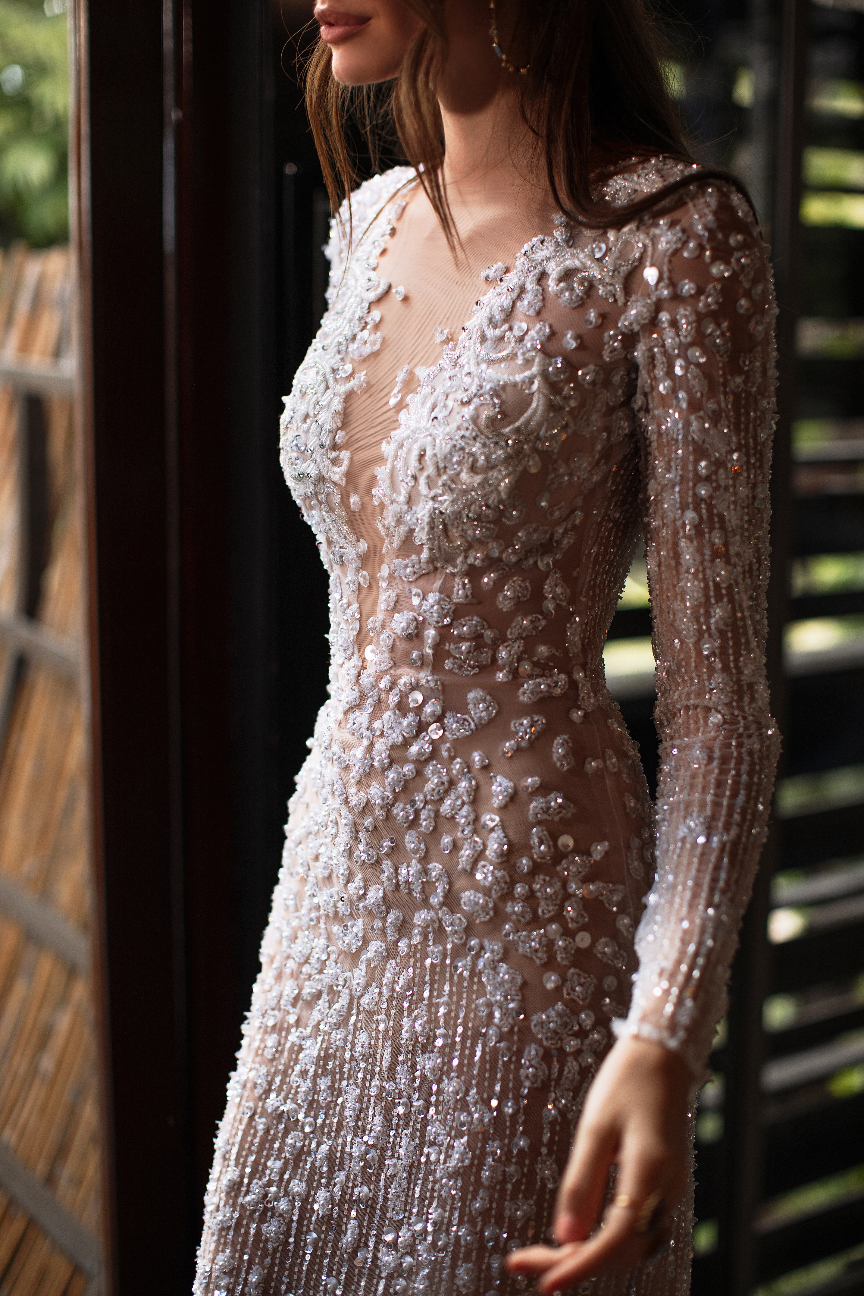 Rochii de mireasa Lorenzo Rossi - model DAMEL