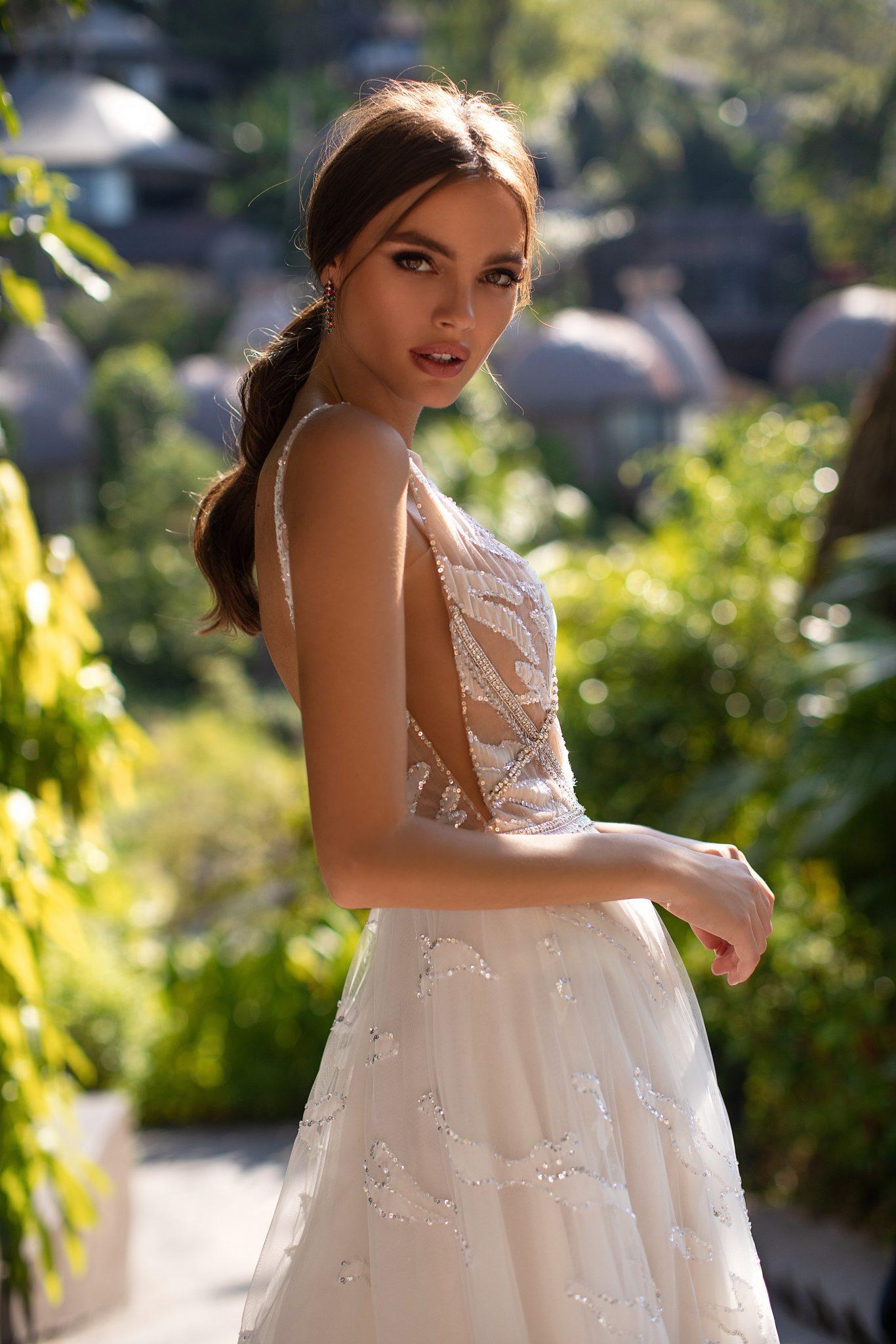 Rochii de mireasa Lorenzo Rossi - model LIRA
