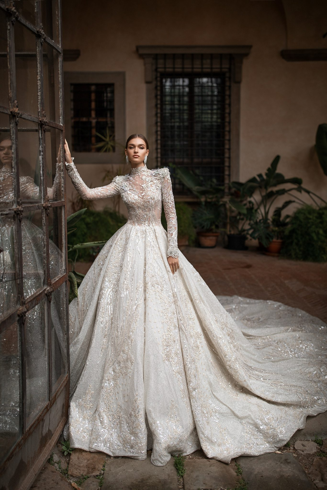Rochii de mireasa Milla Nova - model Helen