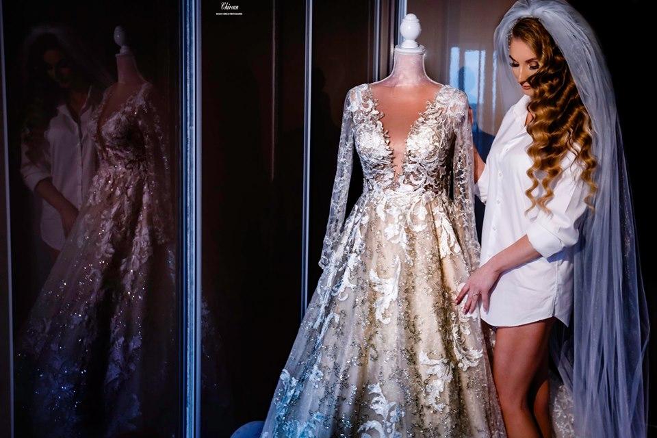 Rochii de mireasa Milla Nova - Anne's Bridal - Miresele noastre