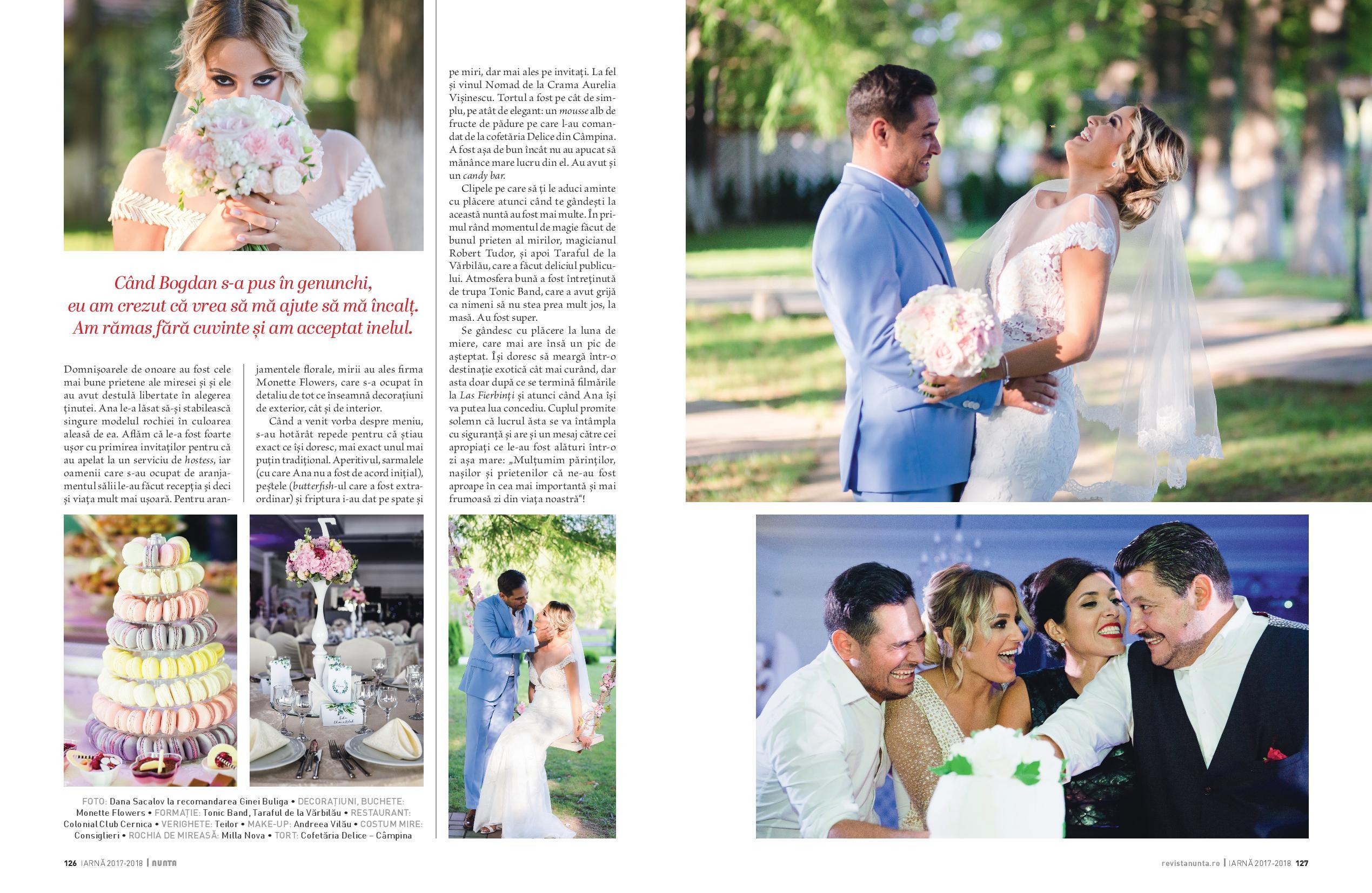 Revista nunta - mirese 2020