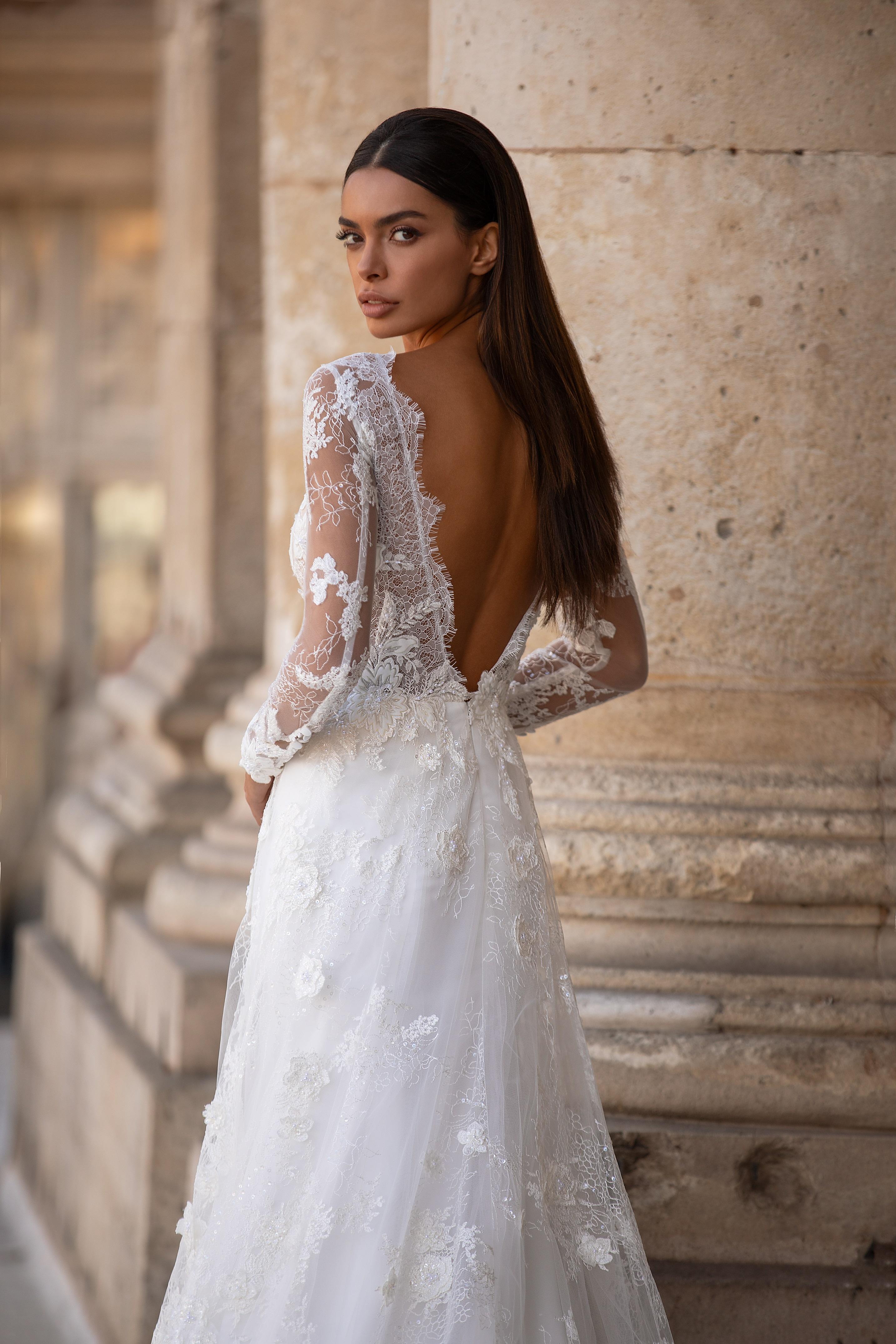 Rochii de mireasa Lorenzo Rossi model Judy 2020/21