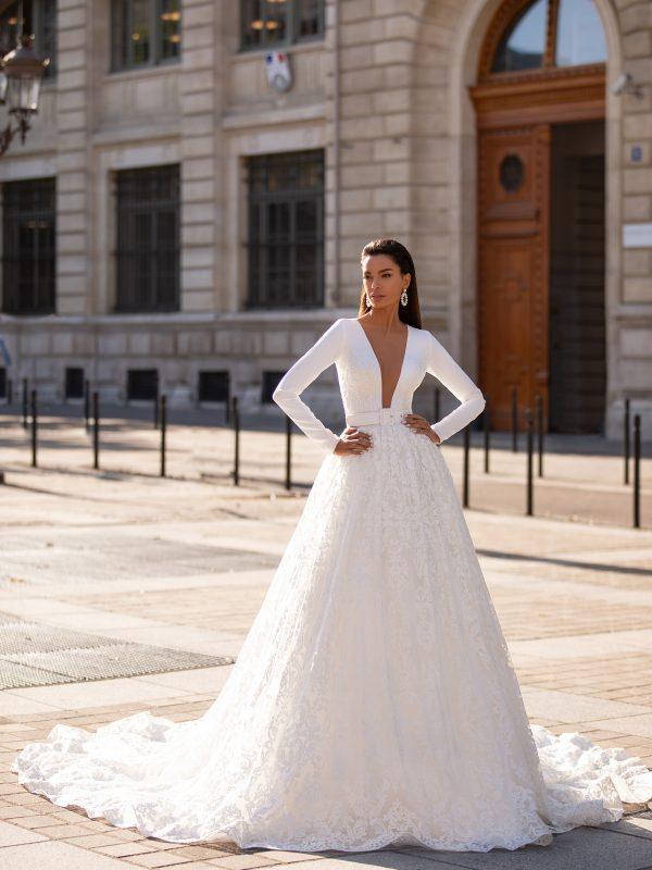 Rochii de mireasa Lorenzo Rossi model Rosalyn 2020/21