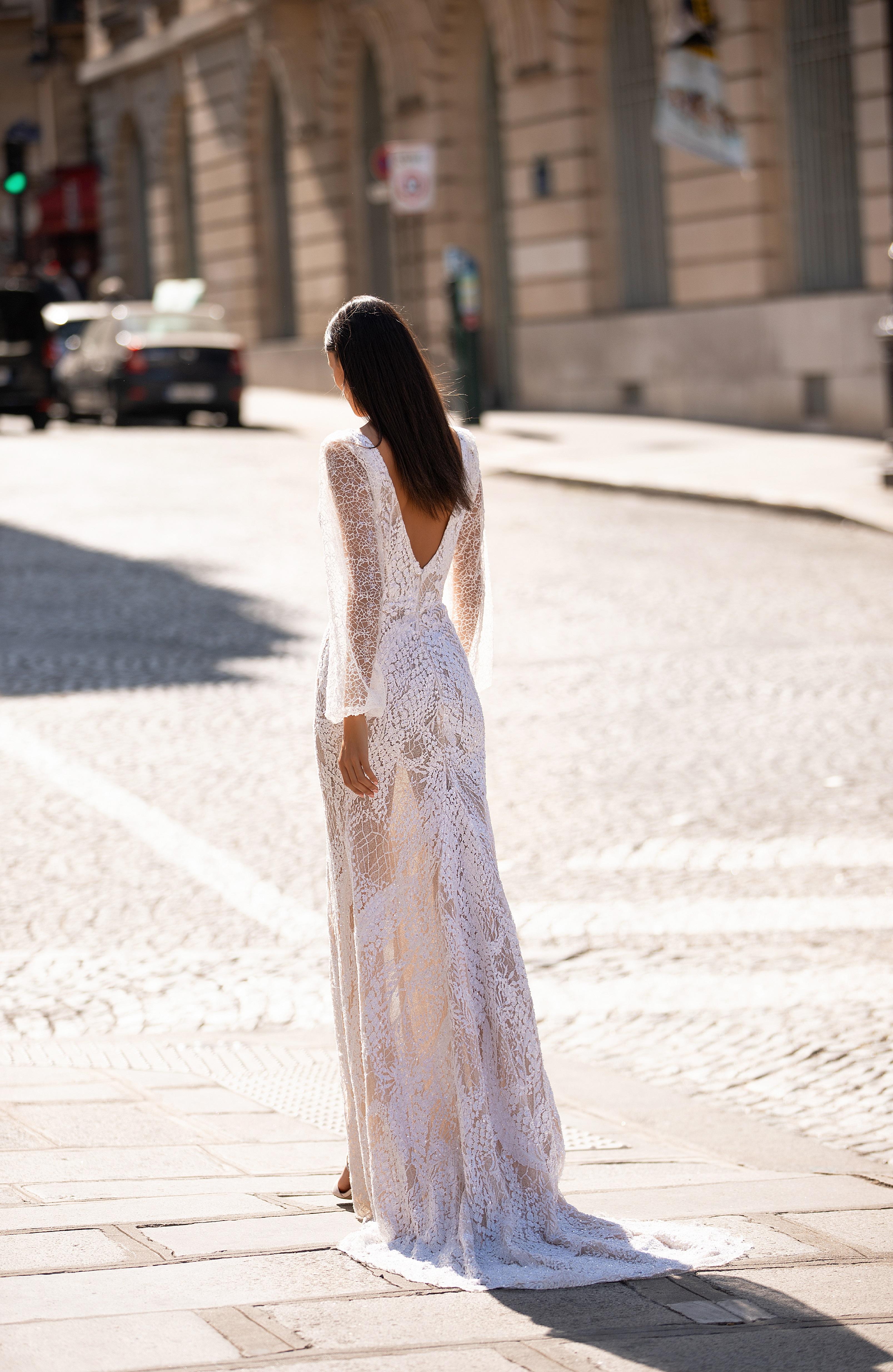 Rochii de mireasa Lorenzo Rossi model DOMINIQUE 2020/21