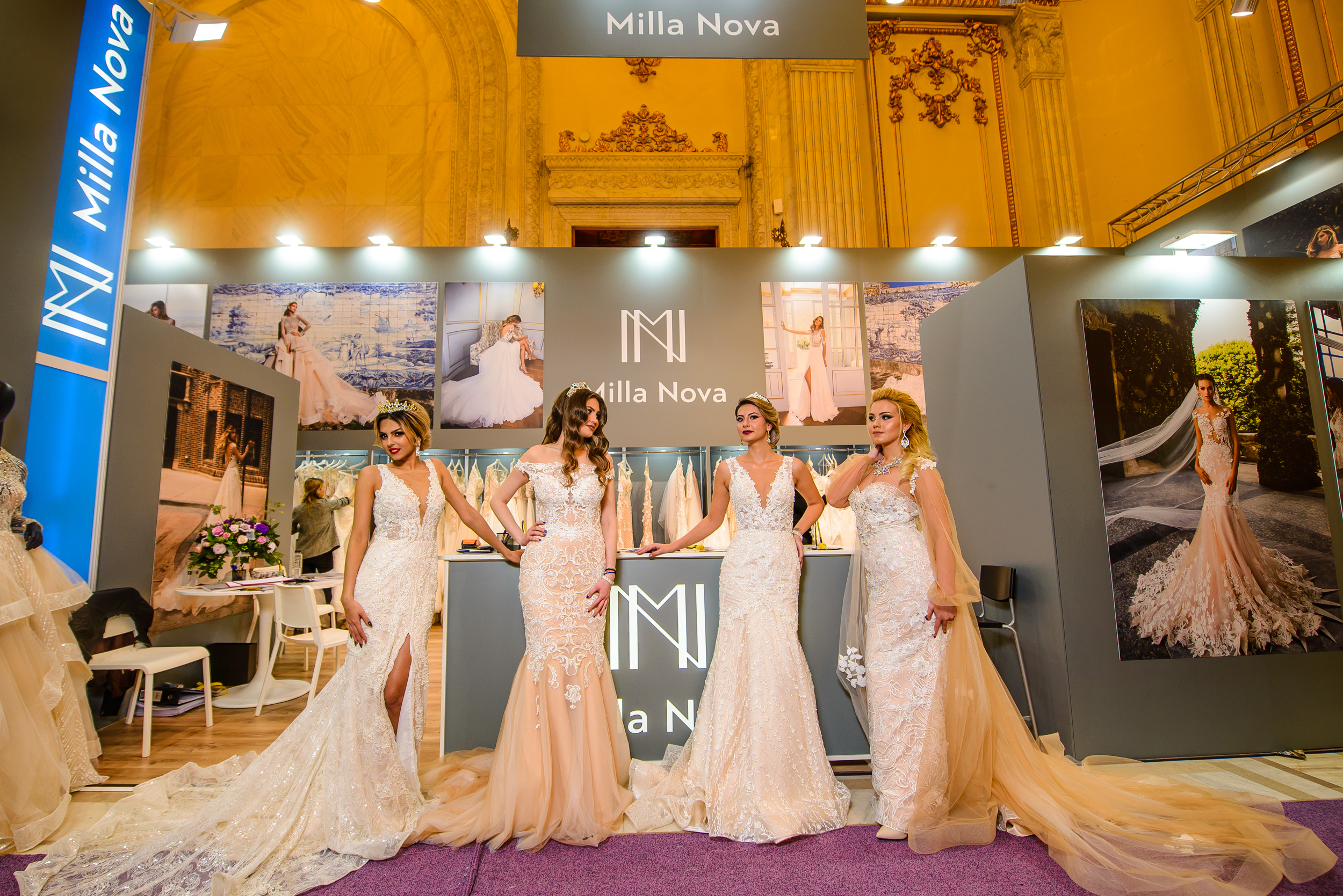 Targ de nunti - Mariage Fest - rochii de mireasa Bucuresti