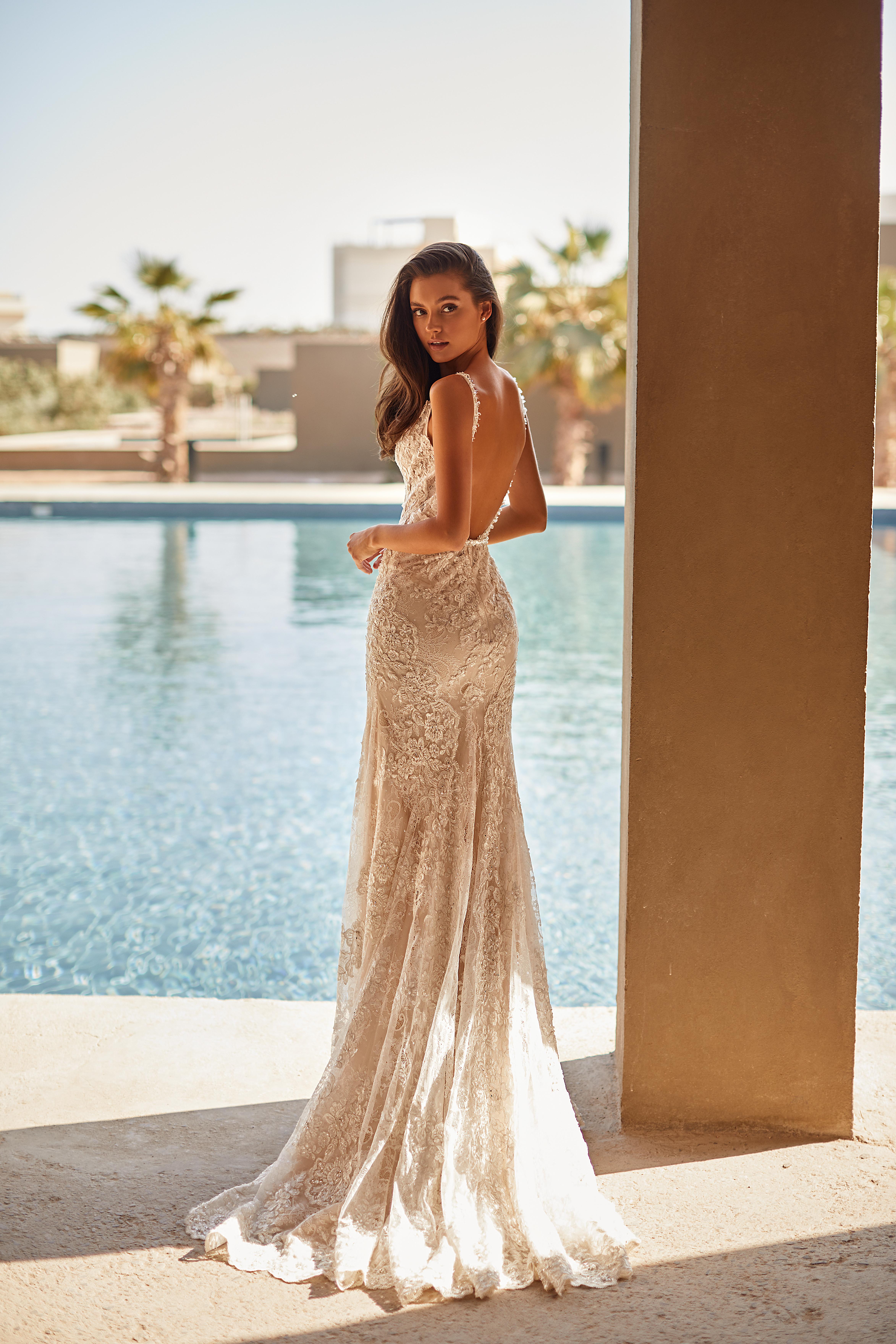 Rochie De Mireasa 2021 Lorenzo Rossi – Model Kristina